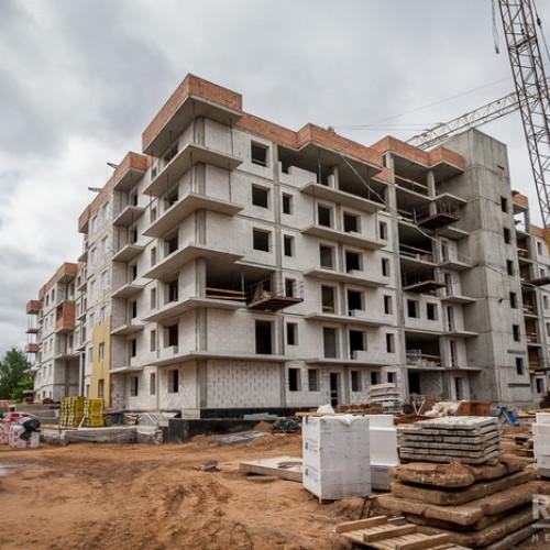 УКС Советского района предложил новую партию квартир в домах на Восточной. Цена «квадрата» — 2248 рублей