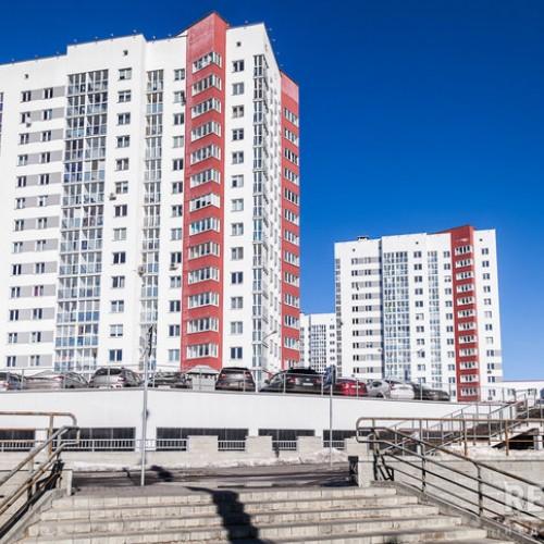 За 4 месяца 2019 года в Минске сдали 12 жилых домов